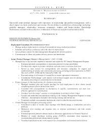 Project Management Resume Templates. Project Manager Resume Sample ...