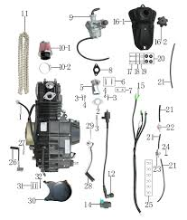 pit bike engine wiring diagram wirdig wiring diagram in addition honda dirt bike diagram likewise pit bike