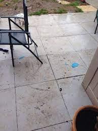 concrete slab patio paving slabs