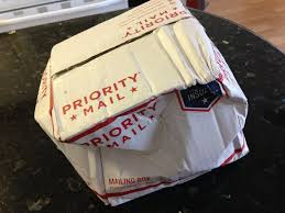 I Picked Up This Box From Usps Brighton No Delivery Attempted And