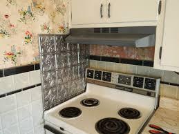 No Backsplash In Kitchen Diy 5 Steps To Kitchen Backsplash No Grout Involved