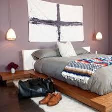 purple modern master bedroom. Purple Modern Master Bedroom With Masculine Vibe
