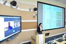 В ИГиНГТ прошла защита магистерских диссертаций программы двойных  Защита магистерских диссертаций в режиме онлайн Защита программа двойных дипломов