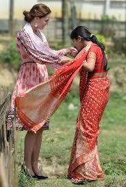 Herzogin Kate Ihre Sch Nsten Indien Frisuren Zum Nachstylen