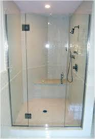 framed shower door bottom seal home depot shower door sweep full size of twin door sweep