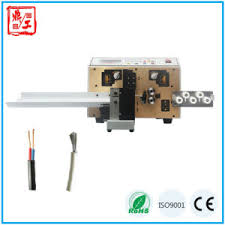 china automatic wire harness twisting stripping machine china wire harness testing at Wire Harness Twisting