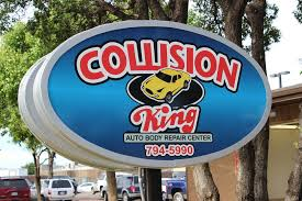 comment from denise g of collision king repair center business customer service