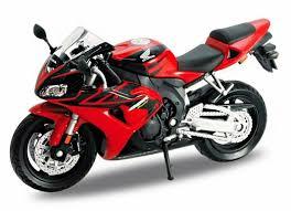<b>Мотоцикл Welly Honda CBR1000RR</b> (12819P) 1:18 — купить по ...