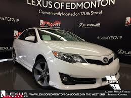 Used 2014 White Toyota Camry I4 Auto SE Walkaround Review | Lac La ...