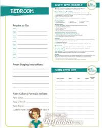 How To Move Yourself Planner Checklist Tip Junkie