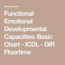 Functional Emotional Developmental Capacities Basic Chart