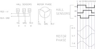 high torque nema 17 brushless motor wiring diagram