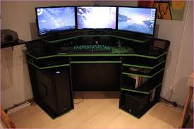 best puter desks for gaming designing home gaming puter desk