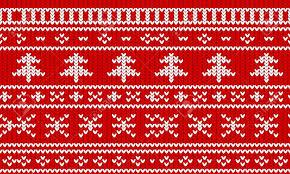 Christmas Pattern Sweater Simple Inspiration