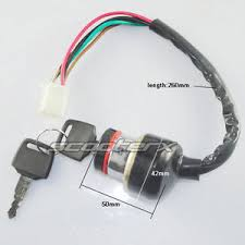 gy6 ignition switch wiring gy6 image wiring diagram 6 wire ignition switch gas scooter ice bear dirt bike gy6 tao tao on gy6 ignition