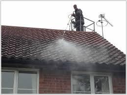 painting concrete roof tiles uk