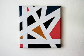Small Picture 25 Pieces of Geometric Wall Art We Want NOW Brit Co