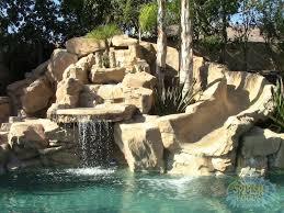 Waterfalls splash