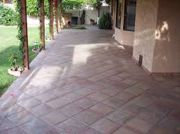 patio floor tile luxury mexican cleaning design central