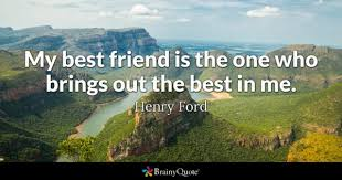 Best Friend Quotes Gorgeous Friendship Quotes BrainyQuote