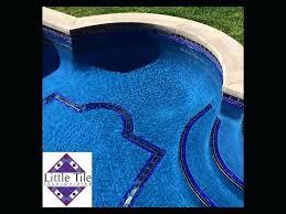 little tile inc source to swimming pool tile glass and swimming pool tile little tile classic pool tile