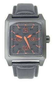 dkny mens watches uk watches store dkny ny1310 gents analogue watch black stainless steel case black dial orange hands