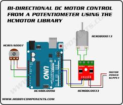 l9110s module dc motor exle