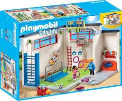Turnhalle Playmobil City Life 9454 Ratzekatz