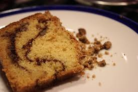 To dress up a moist, delicious coffee cake, f&w's justin chapple adds sweet pears and crunchy nuts to the generous layer of cinnamony streusel topping. Sour Cream Coffeecake Jewish Food Experience
