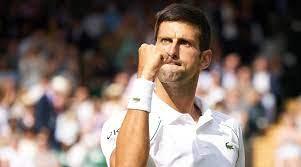 Novak Djokovic's Wimbledon 2021 title ...