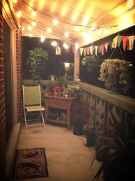 balcony lighting decorating ideas. Can Also Find Various Other Lighting Designs With Balcony. I Think It\u0027s Very Romantic And One Day Want To Invite My Wife Sit Down Tell Here. Balcony Decorating Ideas T