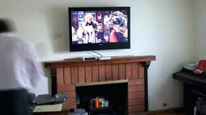 mount tv on brick mounting a over a brick fireplace living room astonishing why a should mount tv on brick