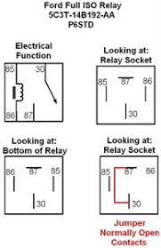 2006 ford f 150 fuel pump relay questions (with pictures) fixya In Tank Fuel Pump Wiring at Ford Fuel Pump Relay Wiring Diagram