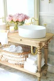 building bathroom. French Country Bathroom Vanity Avoid Breaking The Bank By Building Your Own From A Console Photo Courtesy Lighting E