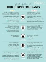 Pregnancy Food Guide What You Can Eat Cheat Sheet