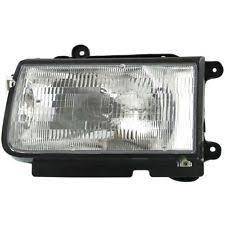 isuzu rodeo headlights headlight for 98 99 isuzu rodeo honda passport driver side w bulb fits isuzu rodeo