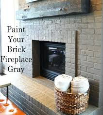 red brick fireplace brick fireplace makeover is the best brick mantel makeover is the best tile red brick fireplace