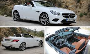 2018 mercedes benz slc. modren 2018 slc300 life springs eternalu2014from the windshield forward on 2018 mercedes benz slc r