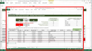 inventory software in excel free inventory management software in excel inventory spreadsheet
