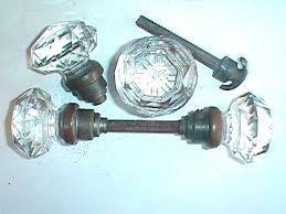 Robinsons Antique Hardware Glass Door Knobs Glass Door Knob Antique