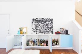 IKEA Besta Wine Coffee Bar