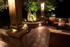 feature lighting ideas. Outdoor Lighting Ideas For Various Retaining Walls In Erie, NY Feature Lighting Ideas H
