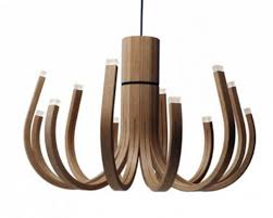 wooden chandelier lighting. 25 Modern Wooden Chandeliers With A Contemporary Design \u2013 Ward Log \u2026 Pertaining To Chandelier Lighting