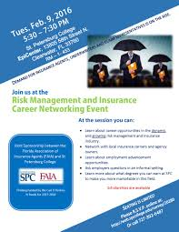 risk management and insurance career networking event careers risk management and insurance career networking event careers internships
