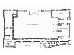 hotel floor plans. 3rd Floor - Plan Hotel Plans