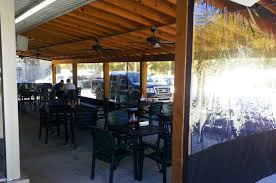 using a few strategically placed space heaters clients can enjoy lunch outside despite the cold by offering patrons a clear plastic enclosure restaurant