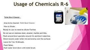 schevaran chemicals dilution chart r series chemicals
