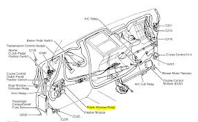 kia sportage sx where is the electric window relay on a kia