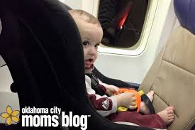 airline travel with car seats