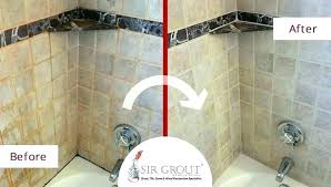 shower grout sealer tile cleaning bathroom for with bleach shower grout cleaning